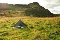DD Hammocks SuperLight Pyramid Mesh Tent 4