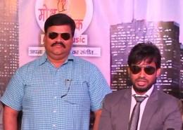 Raj Mahajan & DCP Jitendramani Tripathi
