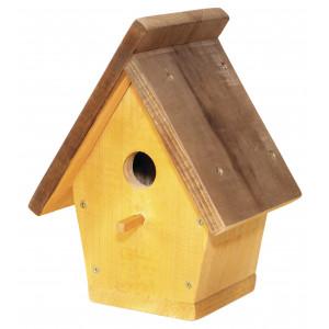 Купить Скворечник / Домик для птиц №2 bk