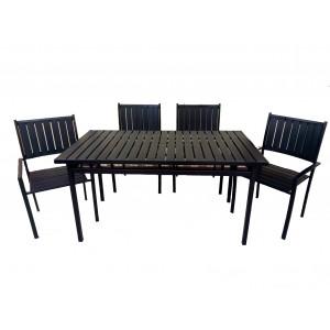 Купить Набор мебели «Гамма 1500» bk