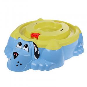 Купить Бассейн - Собачка с крышкой bk