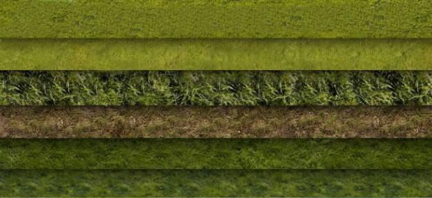 слои-искусственной-травы