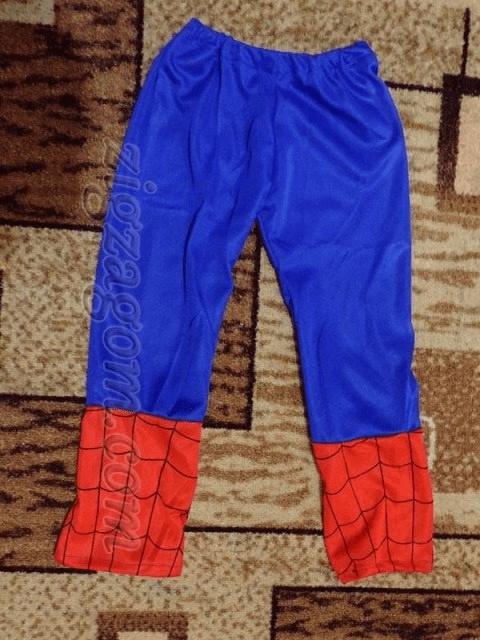 Человек-паук - костюм на новый год своими руками