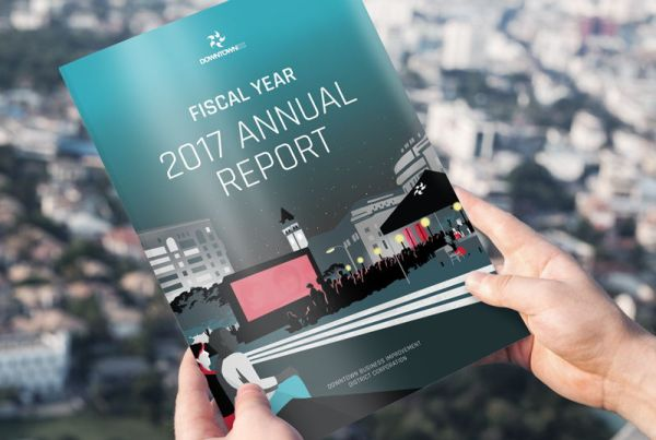 2017 DowntownDC's Annual Report