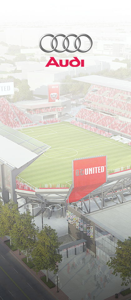 DC United Audi Field Stadium