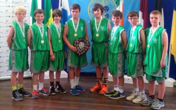 Community Games Connacht Champions