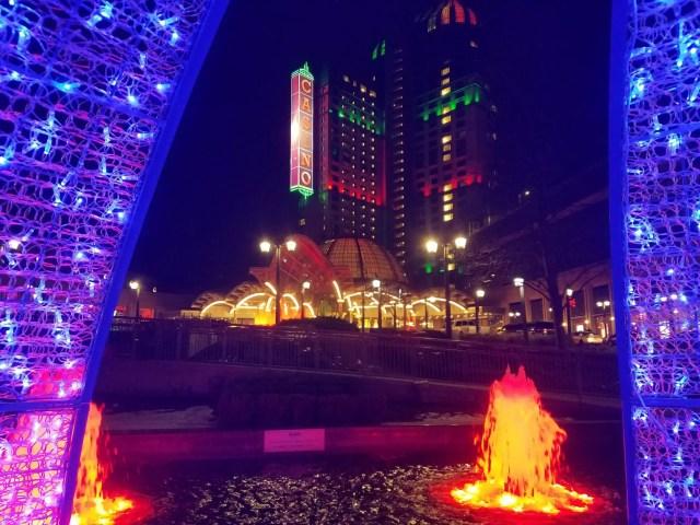 Fallsview Casino in Niagara Falls
