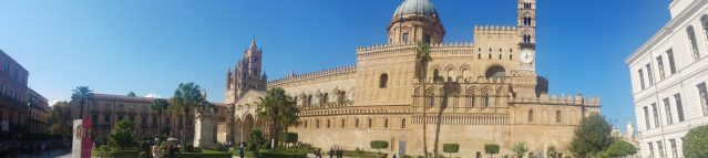 Palermo Cathedral that you can see in Palermo in a day