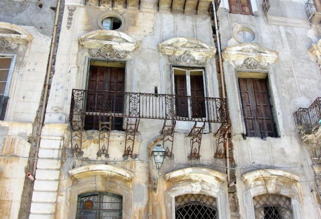 historical building from a one day tour in Palermo Sicily