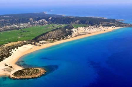 Карпасия Северный Кипр