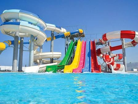 аквапарк Fun Park Waterpark