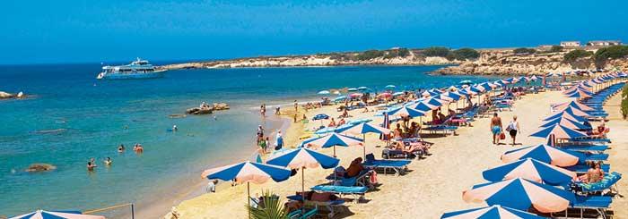 Coral Beach Hotel Кипр описание