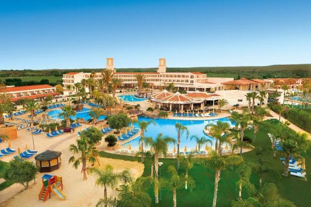 Лучшие отели Кипра 4 звезды «Все включено»