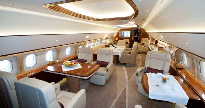 бизнес авиация на Кипре