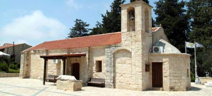 экскурсии в деревню Ародес Кипр