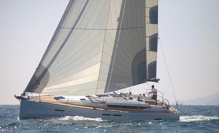 Аренда яхт в Ларнаке Sun Odyssey