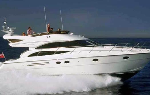 Снять яхту на Кипре Princes 50 Лимассол
