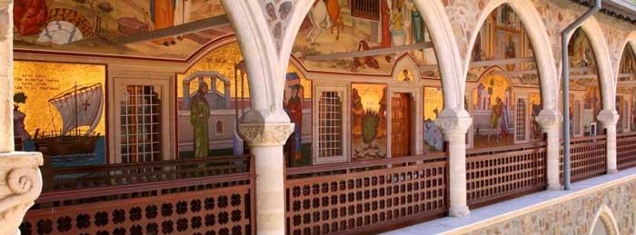 экскурсии на Кипре с частным гидом в Киккский монастырь