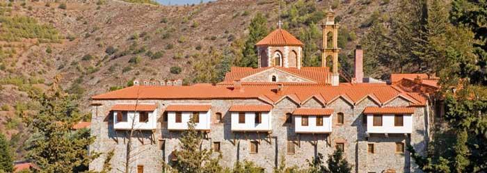 экскурсии на Кипре с гидом в Махерас