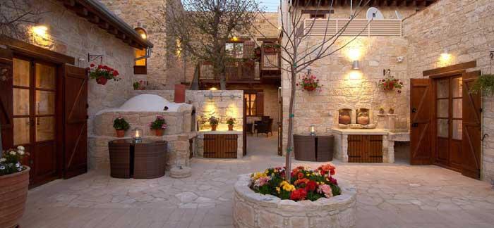 Деревня Арсос на Кипре описание