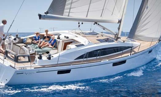 Аренда яхты bavaria c 45 на Кипре