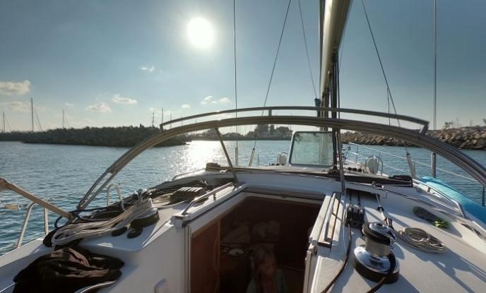 чартер парусной яхты на Кипре