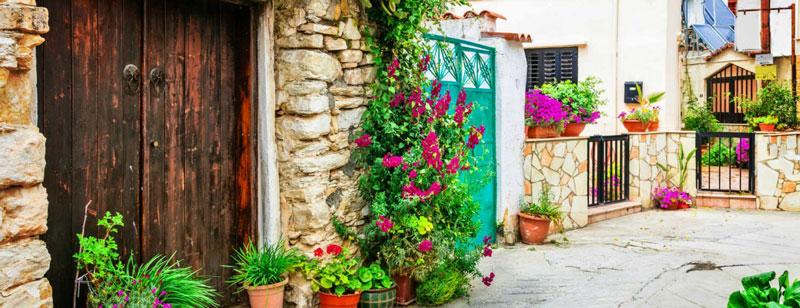 экскурсии деревня Омодос Кипр