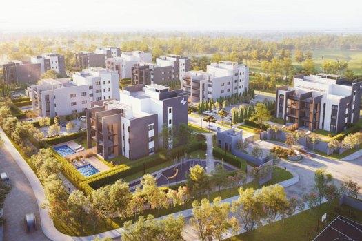 Купить недвижимость в комплексе sunset gardens Кипр