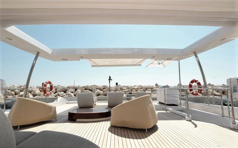 яхта azimut grande 35m Кипр стоимость