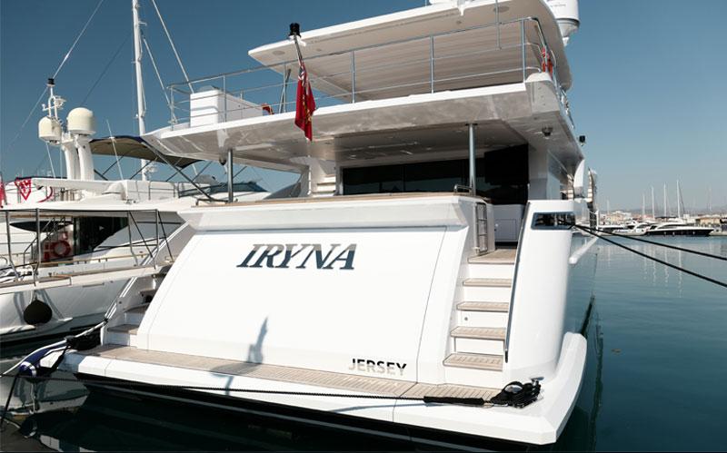 яхты azimut grande 35m Кипр продажа