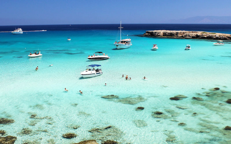 Маршруты путешествий на яхтах Кипр