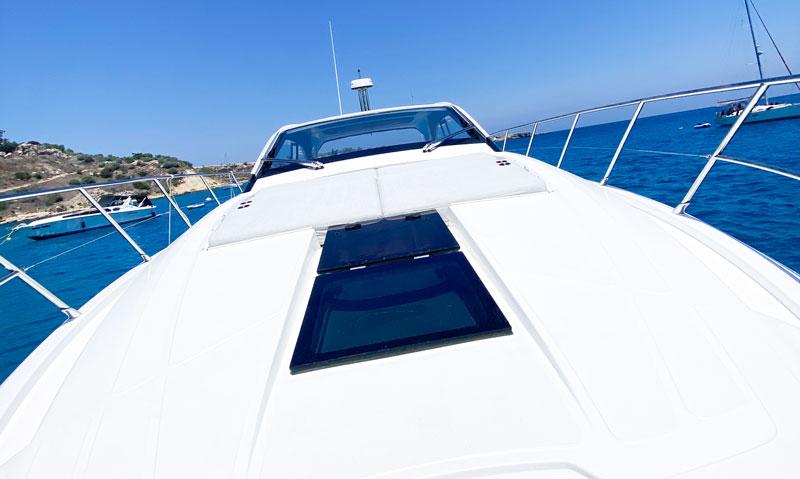 Аренда яхты на Кипре azimut 51 atlantis