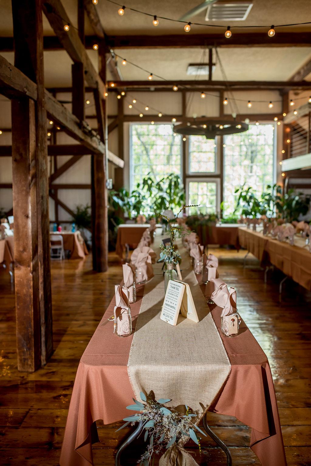 Unique Wedding Barn Venue in Skippack Pennsylvania