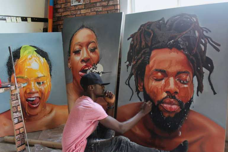 #AfricanCreativeSeries: Yomi Bs