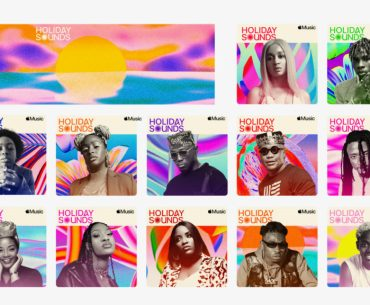 Apple Music launches Holiday Sounds with playlists from Cuppy, Elsa Majimbo & more
