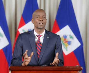 Haiti President Jovenel Moïse assassinated at home, First Lady injured