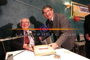 Dan Keane and Michael Dowling - RIP to both