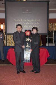 Ceremonia de Calificación Marcelo Navarro Wing Chun