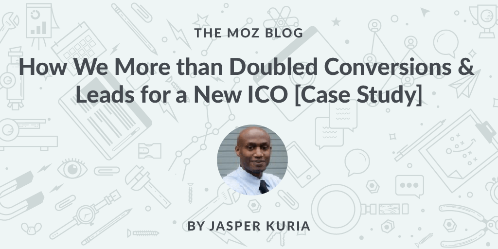 How We More than Doubled Conversions & Leads for a New ICO