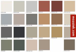 Rijksmuseum kleuren rijks sikkens  winckelmans kleuren