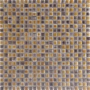 Mozaiek Grijs Brons