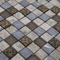 Mozaiek Rustiek Dark