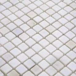 Mozaiek Sneeuw Kwarts