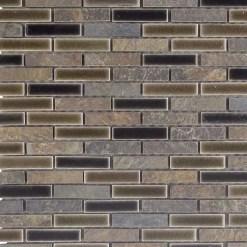 Mozaiek Mist Leisteen