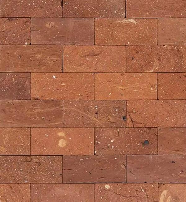 Mozaiek Gekookte Rechthoek