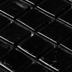 Mozaiek Iridium Zwart