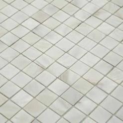 Mozaiek Parelmoer Wit