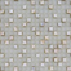 Mozaiek Parelwit
