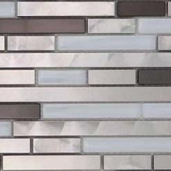 Mozaiek Steenstrip Kristal Licht