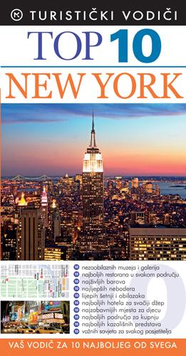 Top 10 New York  Mozaik Knjiga